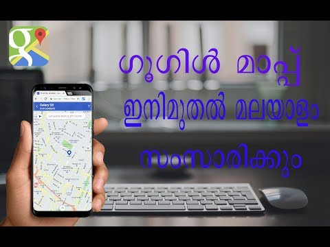 Change Google Map Language
