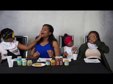 THINGS WE DID IN THE SUMMER  (2017)- BABY FOOD CHALLENGE