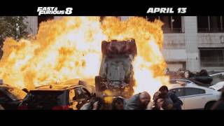 Fast & Furious 8 (2017) - TVC