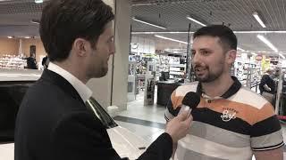 Krzysztof Chorąży, wywiad - 47. Rajd Świdnicki-Krause, 26.04.2019