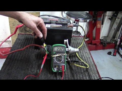 Diagnosis and Understanding- Voltage Drop