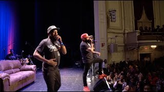 The Boston Roast Session with DC Young Fly, Karlous Miller and Chico Bean