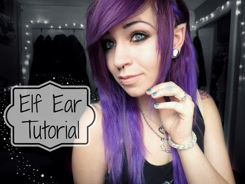 Elf Ear Tutorial