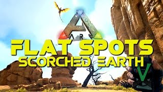 ARK: SCORCHED EARTH - BEST BASE LOCATIONS! | Daikhlo