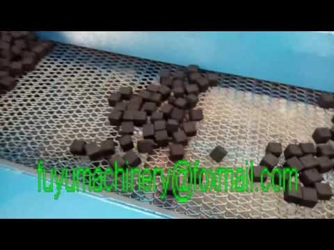 Hydraulic pressure shisha charcoal tablet press machine