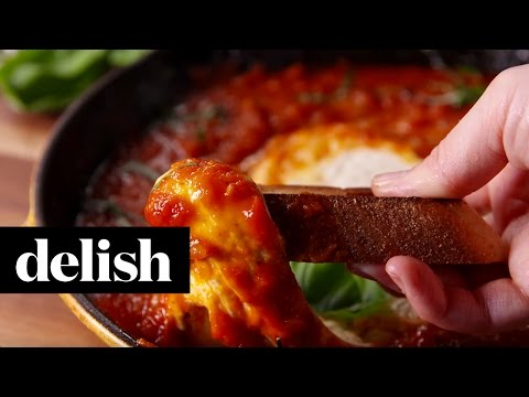Melty Mozzarella Dip | Delish