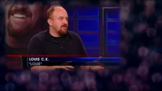 Louis CK on Farting and Being Gross   Full Interview