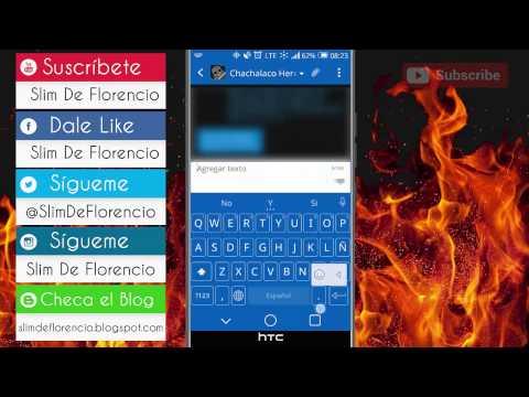 Emojis De iOS en Samsung Y HTC | No Root |