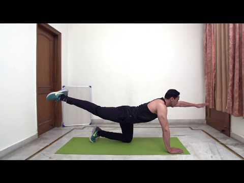 Men/Women Whole Body Blast & Tone Home Workout-level-1