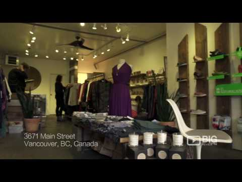Twigg & Hottie-We3 Designs Clothing Store Vancouver for Sustainable Clothing and Accessories