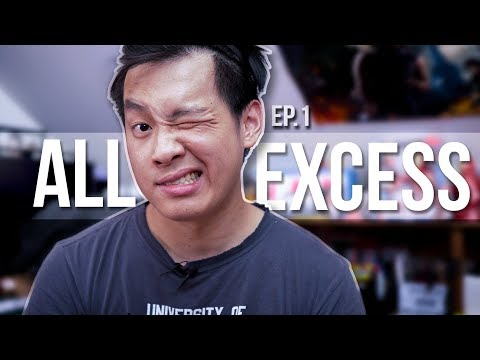 ALL EXCESS EP.  1 [Giveaway]