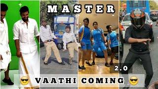 Vaathi Coming Dance Video |Raina|Traffic Police |Women Cricketer|Master Coming |Vathi Coming #MASTER