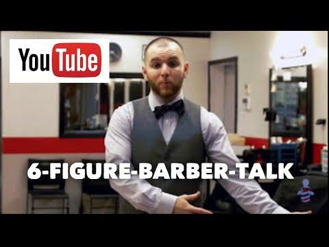 Will Stamm - 100,000 Barber Plan