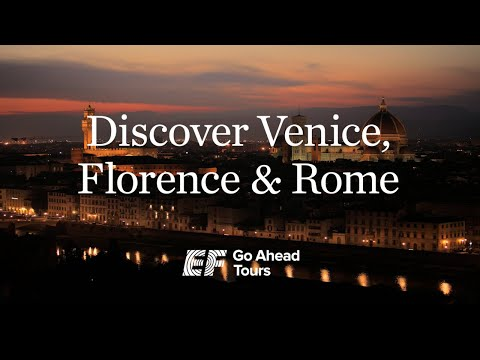 Italy Tours: Venice, Florence & Rome