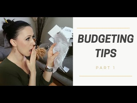 Budgeting - How to start? Part 1