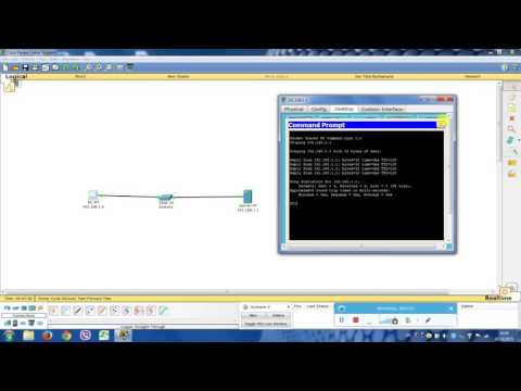 DNS Server Cisco Packet Tracer