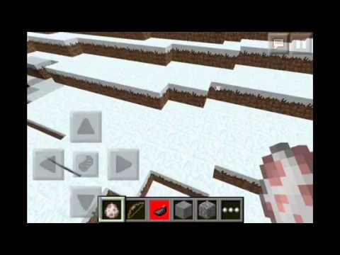 Minecraft PE Glitches #1