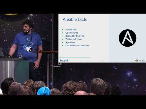 Ansible & Terraform for Django: Move Faster, break fewer things by Ezequiel Golub