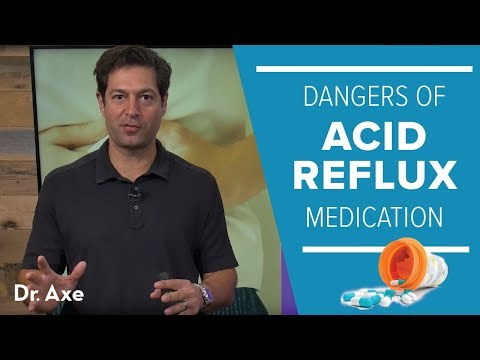 Acid Reflux Medication Linked to Liver Disease (& Better Alternatives)