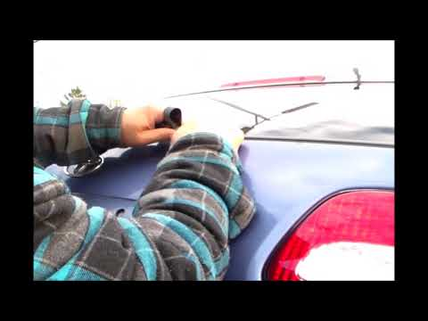 How to Replace wiper Motor Sienna