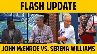 McEnroe vs. Williams | Playing With Science Flash Update