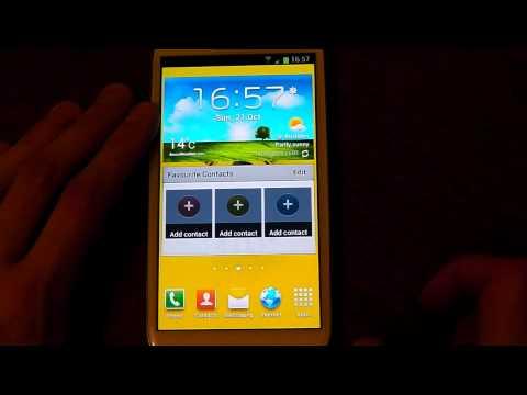 Samsung Galaxy S3 - Jelly Bean 4.1.1  UPDATE!---- (HD)