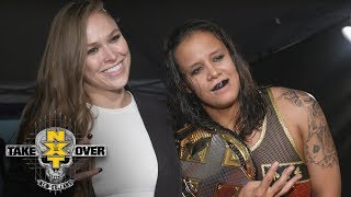 NXT TakeOver: New Orleans Exclusive Interviews