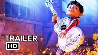 COCO All Songs + Trailers (2017) Disney Pixar Animated Movie HD