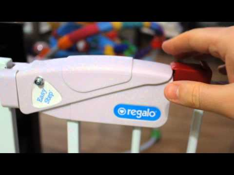 Regalo Easy Open Gate Review