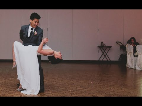 First Wedding Dance - Bachata - Prince Royce - Stand by me - Allan & Monica's Wedding