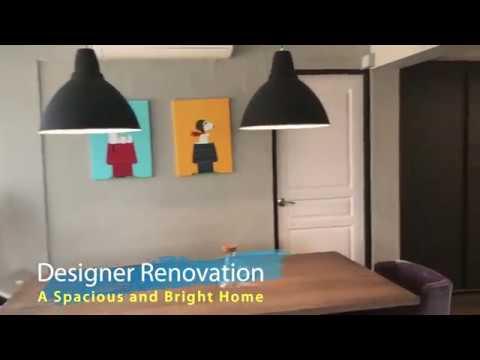 Designer Renovated 5RM HDB
