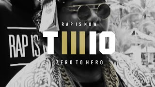 Twio3 : 116 Bozo (online Audition)   Rap Is Now