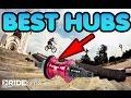 TOP 5 BEST FREECOASTERS | BEST BMX HUBS