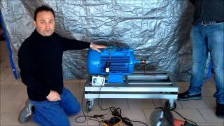 Motore magnetico generatore eolico fai da te Antonio Salerno inventore
