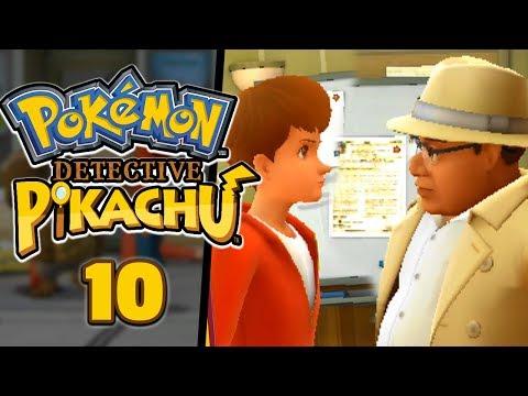 GUYS.. WE'RE GONNA MEET HIM... - Pokémon: Detective Pikachu (Part 10)