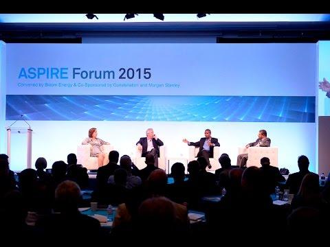 ASPIRE Forum 2015: Sustainable & Alternative Energy with Bloom