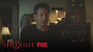 Mulder & Scully Receive News About Their Son