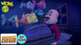 Machhliyon Ki Azadi - Motu Patlu in Hindi - 3D Animation Cartoon - As on Nickelodeon