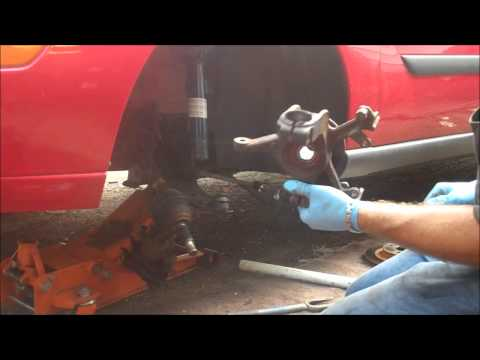 2002 Ford Focus Wheel Bearing Replacement