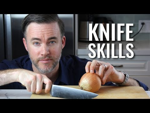 Chop Like a Chef: A Man's Guide to Knife Skills