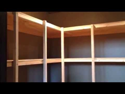 Affordable but Strong Storage Shelving