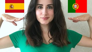 SPANISH vs. PORTUGUESE LANGUAGE