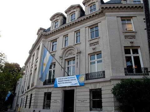 Passport D.C - Embassy of Argentina 2014