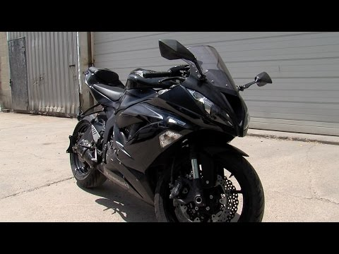 Alliance Motorcycle Chase