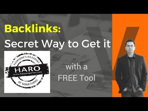 BACKLINKS: How to Get Backlinks for FREE? (with Secret FREE Tool)