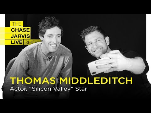 Celebrating Your Weirdness with Thomas Middleditch