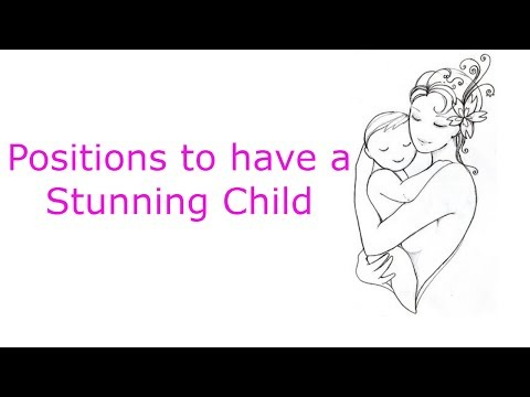 How to make a baby in bed 5 positions for getting pregnant with a baby quickly(Vlog)