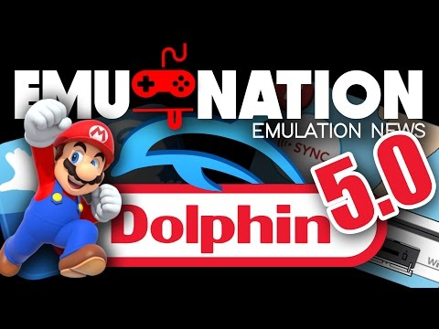 EMU-NATION: Dolphin 5.0 Gets WiiMote Crazy!