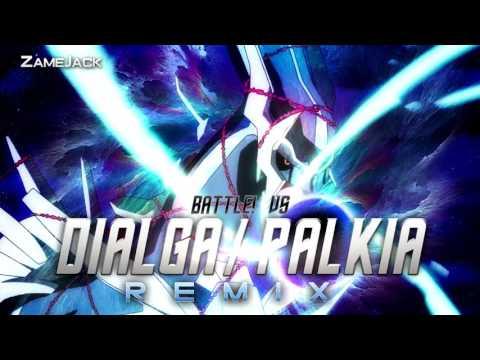 Battle! VS Legendary Pokémon Dialga & Palkia (Remix) | Pokémon Diamond & Pearl