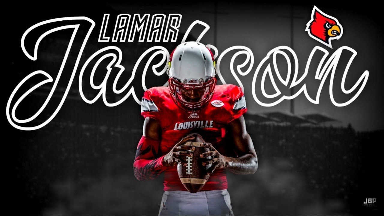 Most Electrifying Player in College Football || Louisville QB Lamar Jackson Career Highlights ᴴᴰ